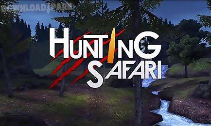 hunting safari 3d