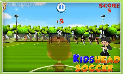 kids head soccer