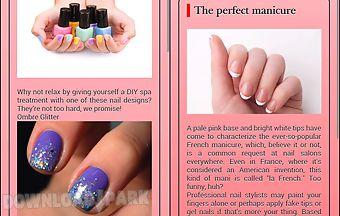 Manicure manual