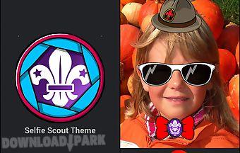 Selfie scout theme