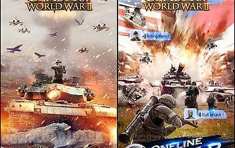 Clash of world war ii