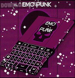 Emo Punk Keyboard Android Anwendung Kostenlose Herunterladen In Apk