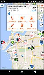 fuel map australia