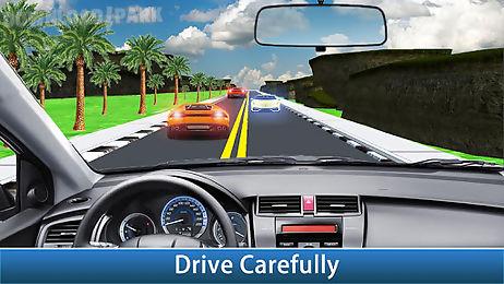 highway jeep drive