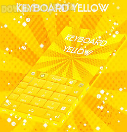 yellow keyboard free
