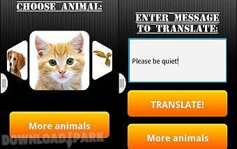 Cat translator (prank)