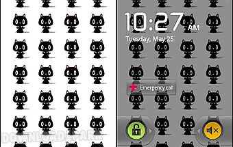 Dancing cats live wallpaper