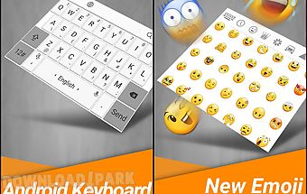 Emoji android keyboard