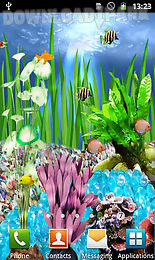 fish aquarium live wallpaper
