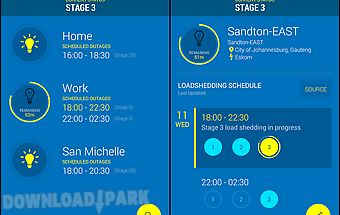 Gridwatch - load shedding