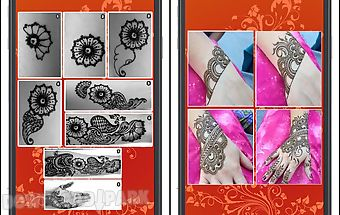 Henna design step guide 2016