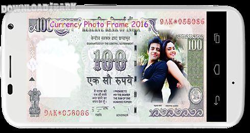 money photo frame