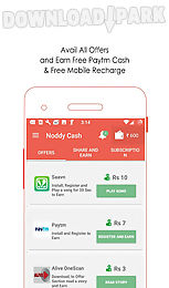 free paytm cash & recharge
