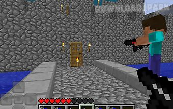 Guns mod for minecraft 2014