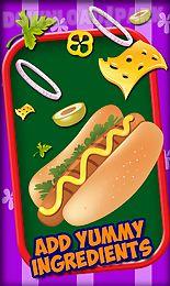 hot dog maker   cooking game