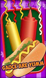 hot dog maker | cooking game