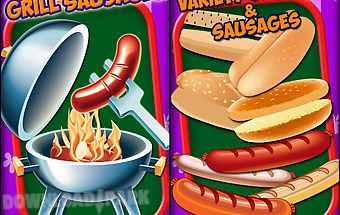 Hot dog maker | cooking game