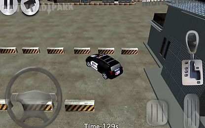 Police 3d Car Parking Android Game Free Download In Apk