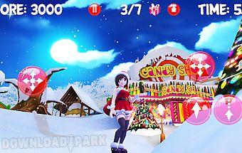 Super gift girl adventure game
