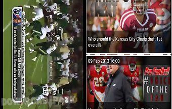 American football tv 2014