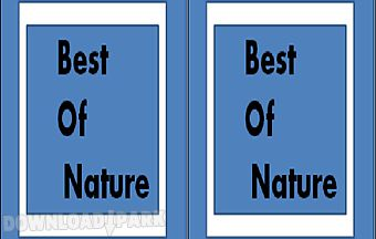 Best of nature - photogallery