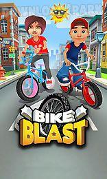 bike blast: racing stunts game