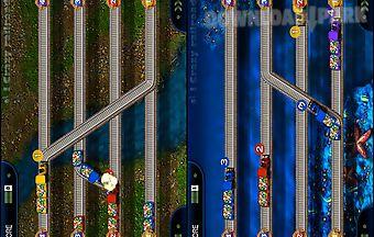 Crazy railroads gold