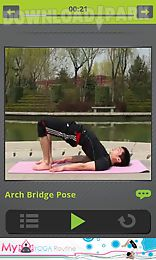 daily yoga for abs