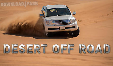 desert off road