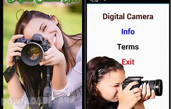 Digital camera use