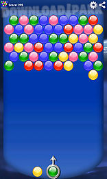 free classic bubble shooter