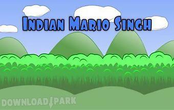 Indian mario singh
