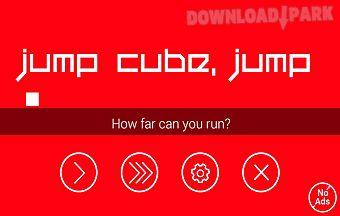 Jump cube jump