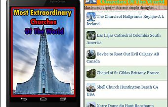 Most extraordinary churches of t..
