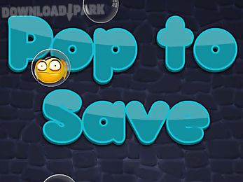 pop to save