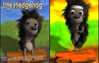 Talking harry the hedgehog
