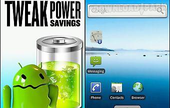 Tweak power savings