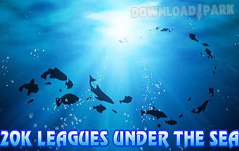 Twenty thousand leagues running ..