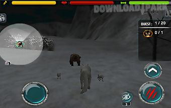 Wolf quest simulator game