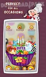 cup cake maker- cooking game