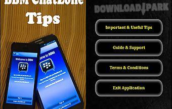 Bbm chatzone tips