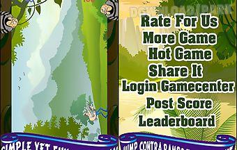 Contra jump nostalgic run game f..