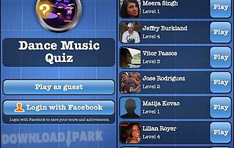 Dance music quiz free