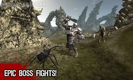 darkness spider sim 3d