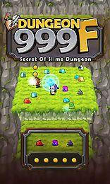 dungeon 999 f: secret of slime dungeon