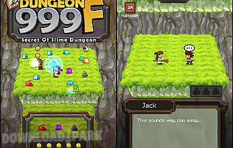 Dungeon 999 f: secret of slime d..