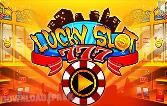 Lucky slot 777 hd