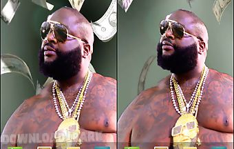 Rick ross making money live wall..