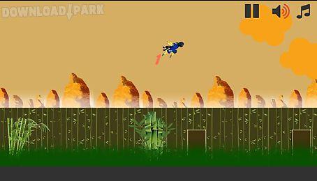 run ninja jumping