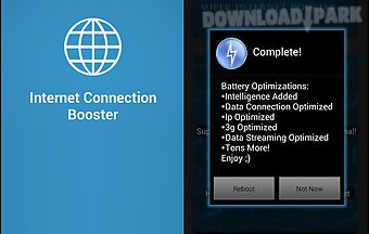 Super internet booster